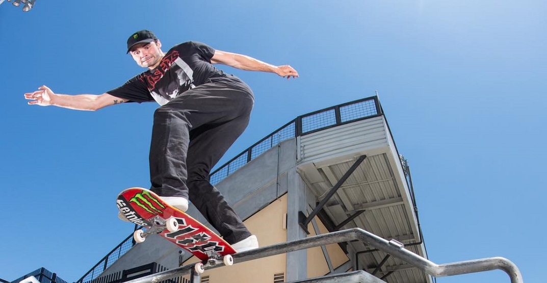Canada's Matt Berger ready for pressure of Olympic skateboarding debut