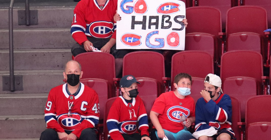 Canadiens playoff tickets are selling for $700 more in Montreal than in Vegas