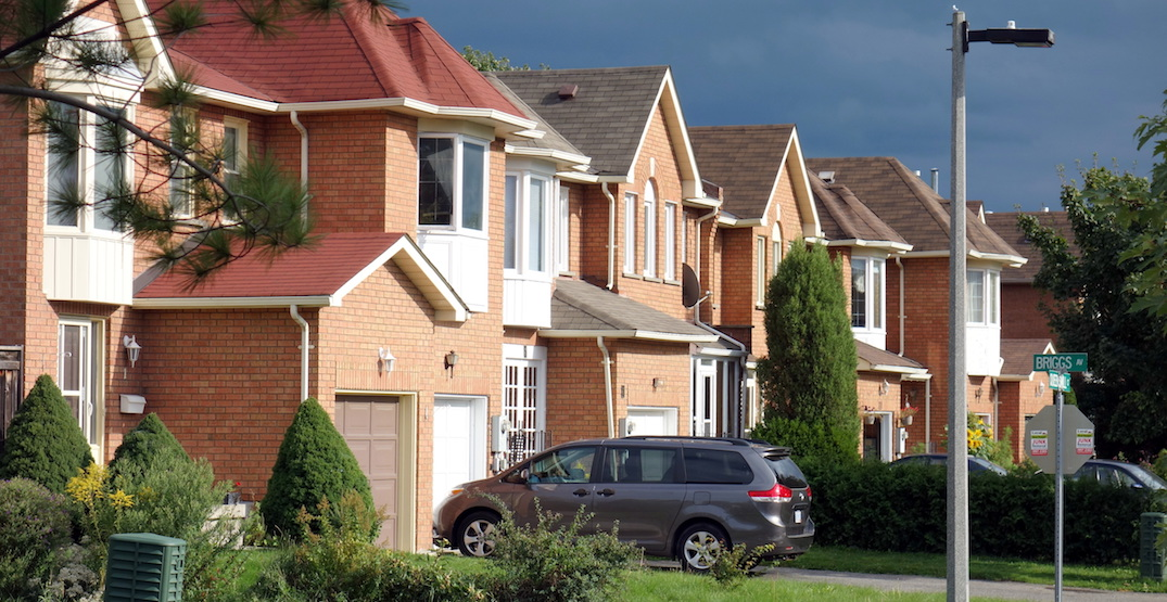 75% of Canadians who want a home can't afford one
