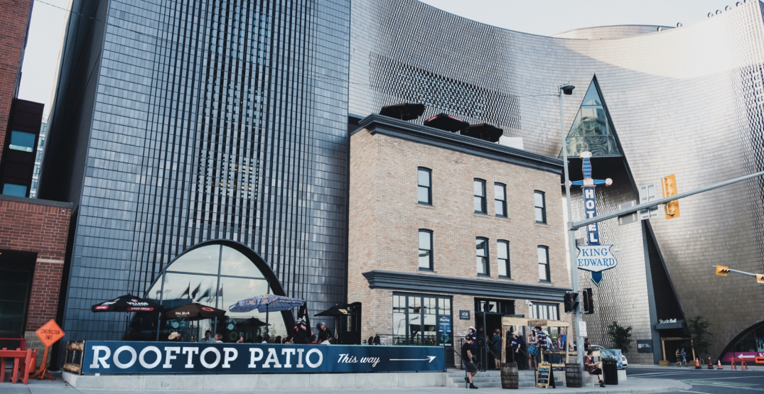 Three-season rooftop patio set to open in Calgary next month