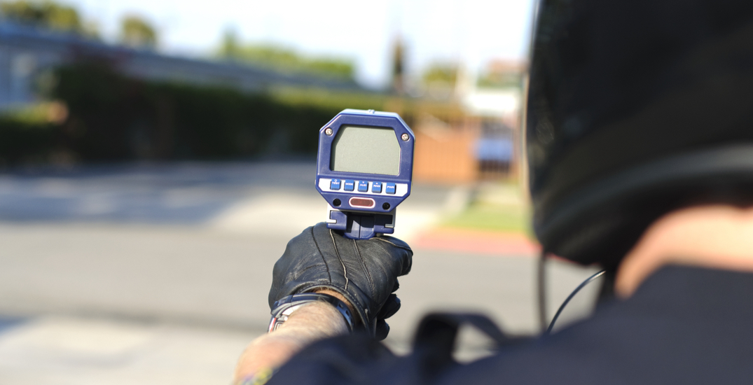 Driver has car impounded after going 127 km/h over speed limit