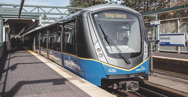 TransLink exploring extending SkyTrain station platforms for longer trains