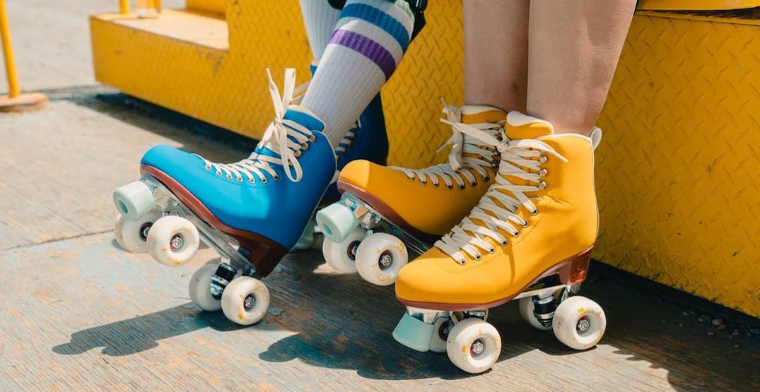 A retro rollerskating pop-up is finally opening in Toronto this weekend