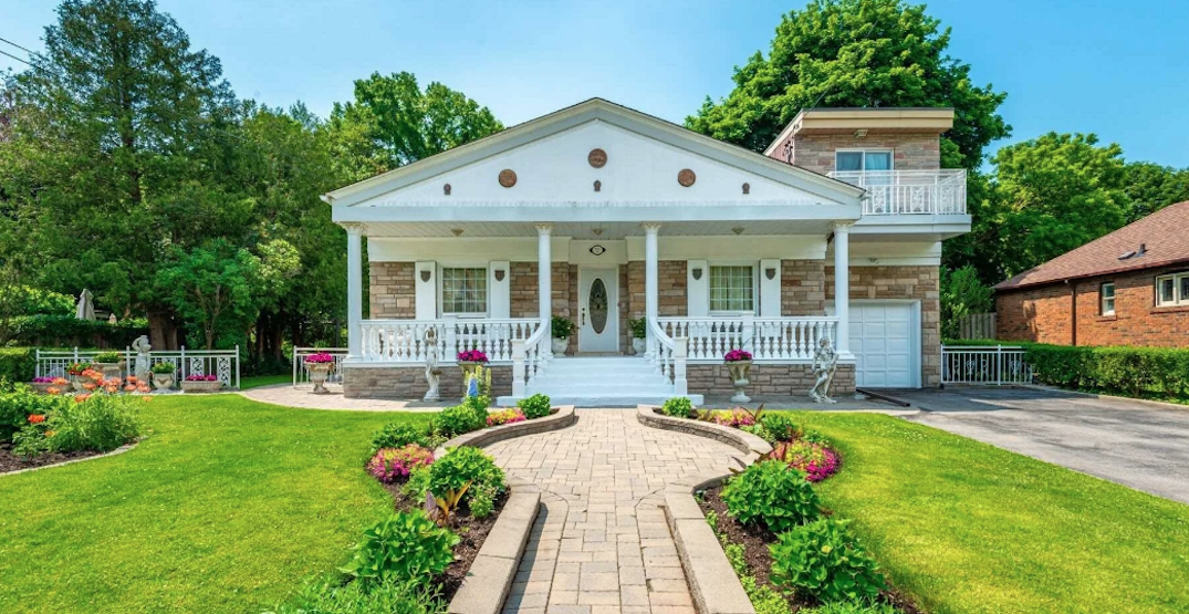 Iconic Toronto house from 'My Big Fat Greek Wedding' is for sale