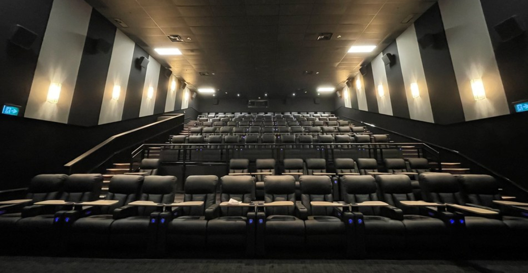 Quebec's second high-end VIP cinema to open in downtown Montreal