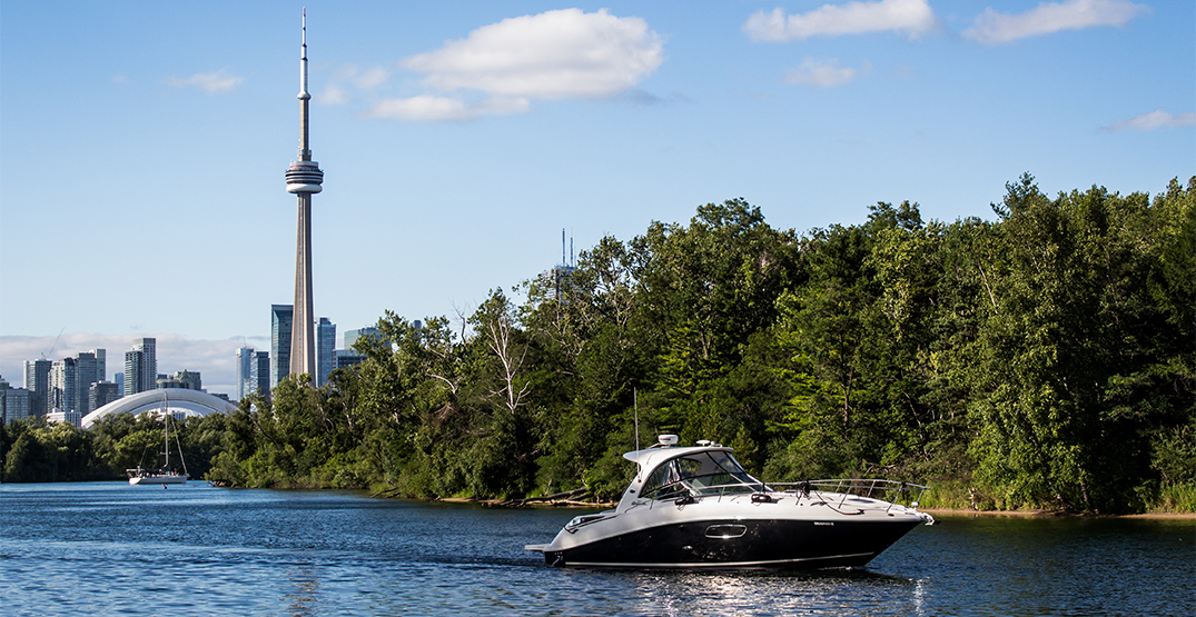 Here are the 6 best places to rent a boat in Toronto