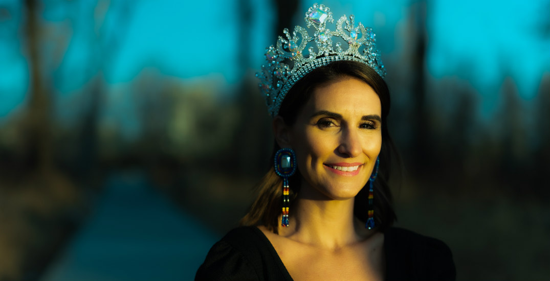 Mrs. Canada destined to share her Métis pride