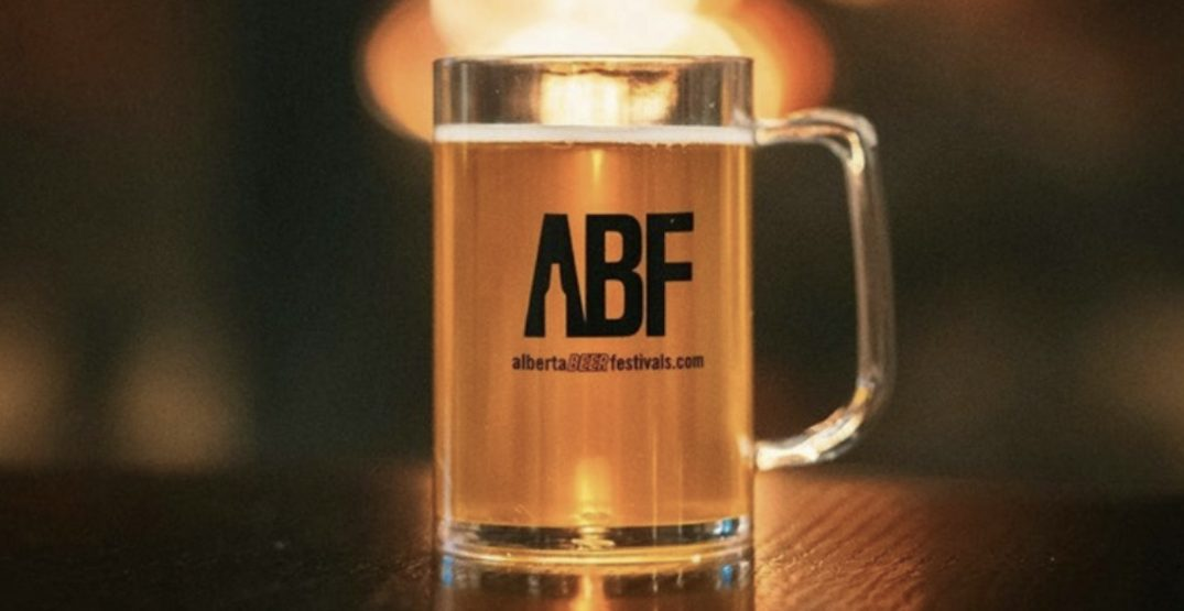Two Alberta Beer Festivals have been rescheduled for this fall