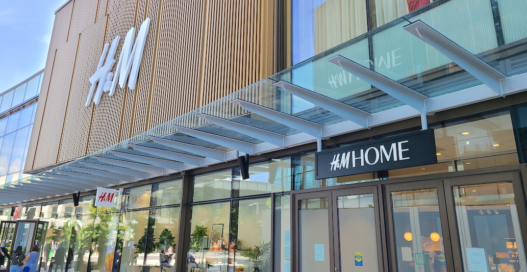 Inside the first H&M Home store in Metro Vancouver (PHOTOS)