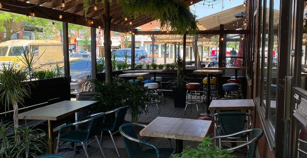 10 covered patios in Toronto to check out this summer