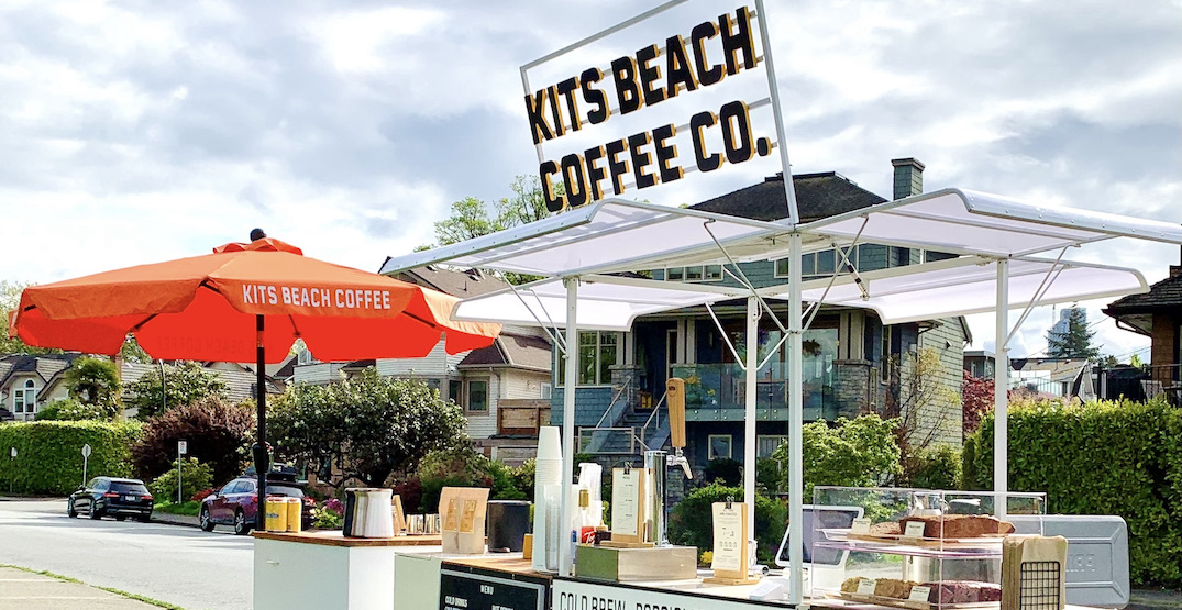 Kits Beach Coffee becomes the first Living Wage coffee shop in BC
