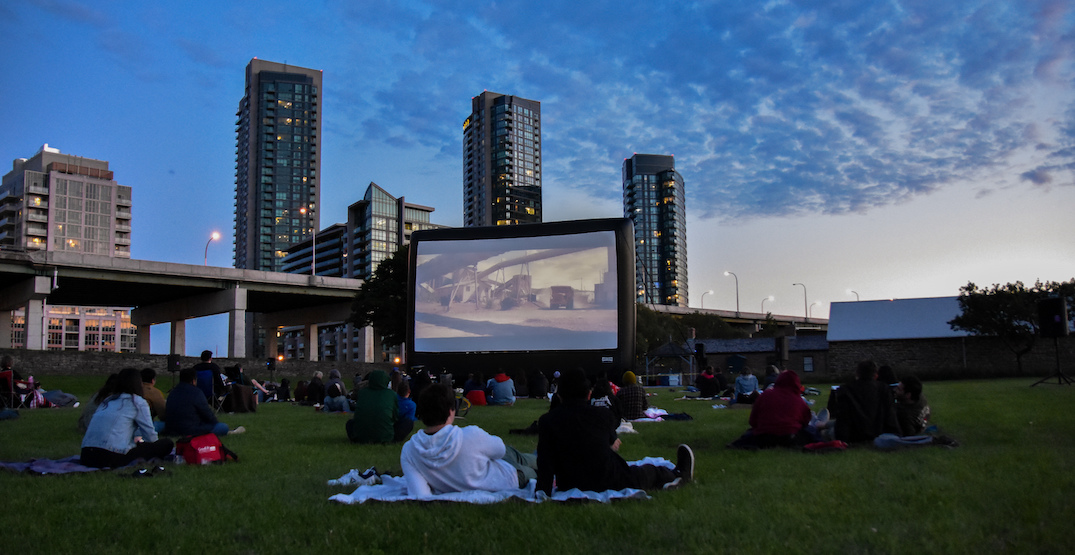 Free movies are coming back to Toronto's Fort York this summer