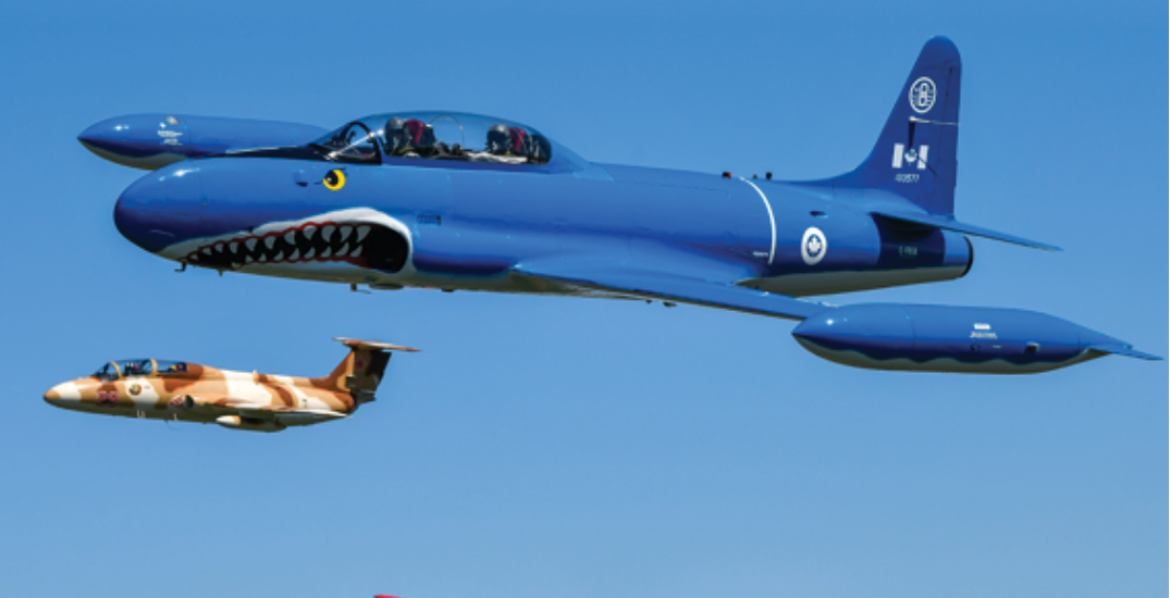 Waterloo Warbirds to fly over GTA cities this weekend