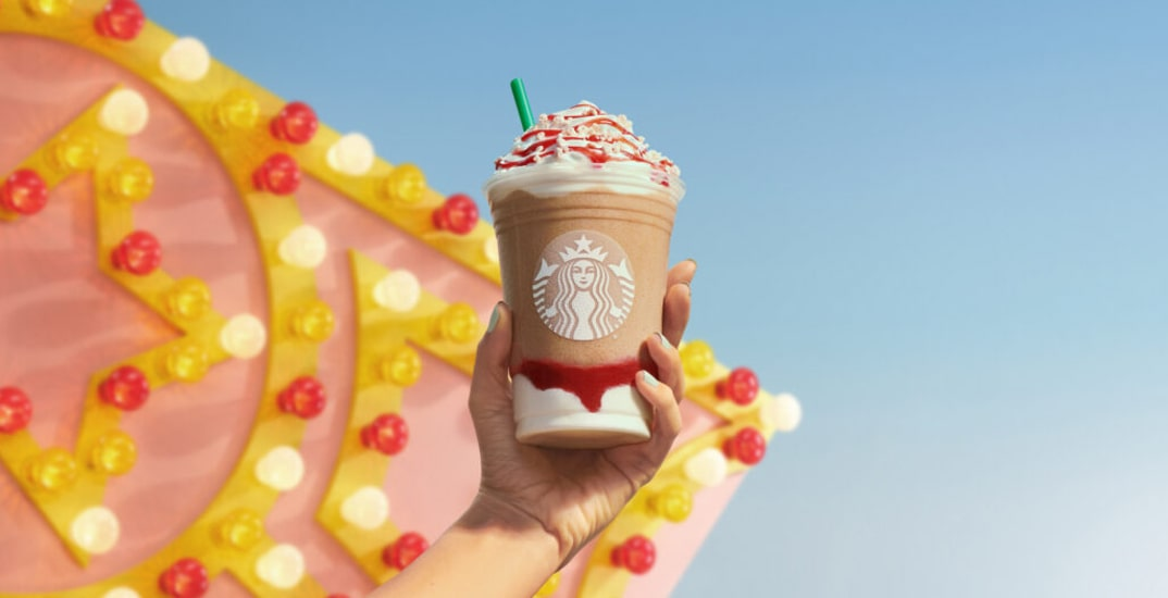 Win a summer's worth of free drinks from Starbucks (CONTEST)