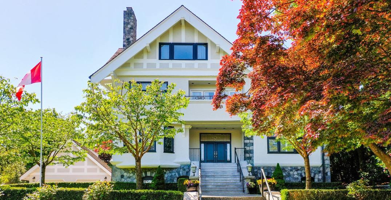 A look inside: $13.9 prestigious First Shaughnessy estate