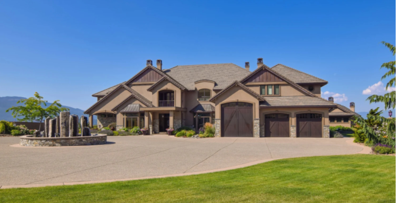 A look inside: $13-million Okanagan Valley estate up for auction (PHOTOS)