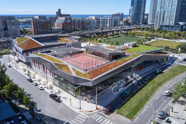 toronto rooftop park