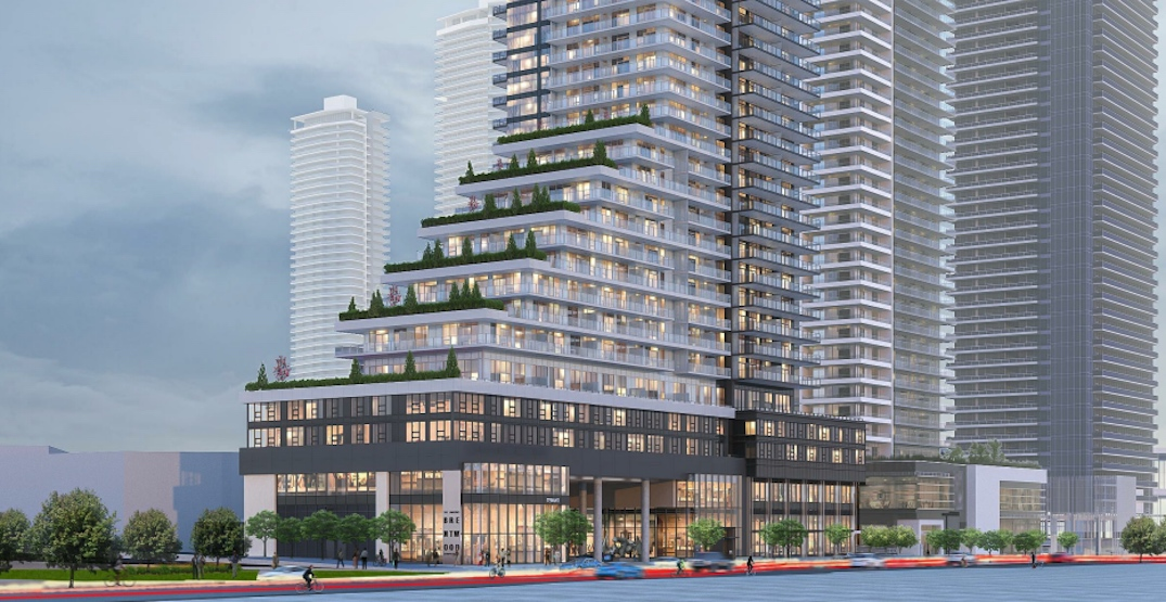 The Amazing Brentwood's sixth tower to include 443 homes