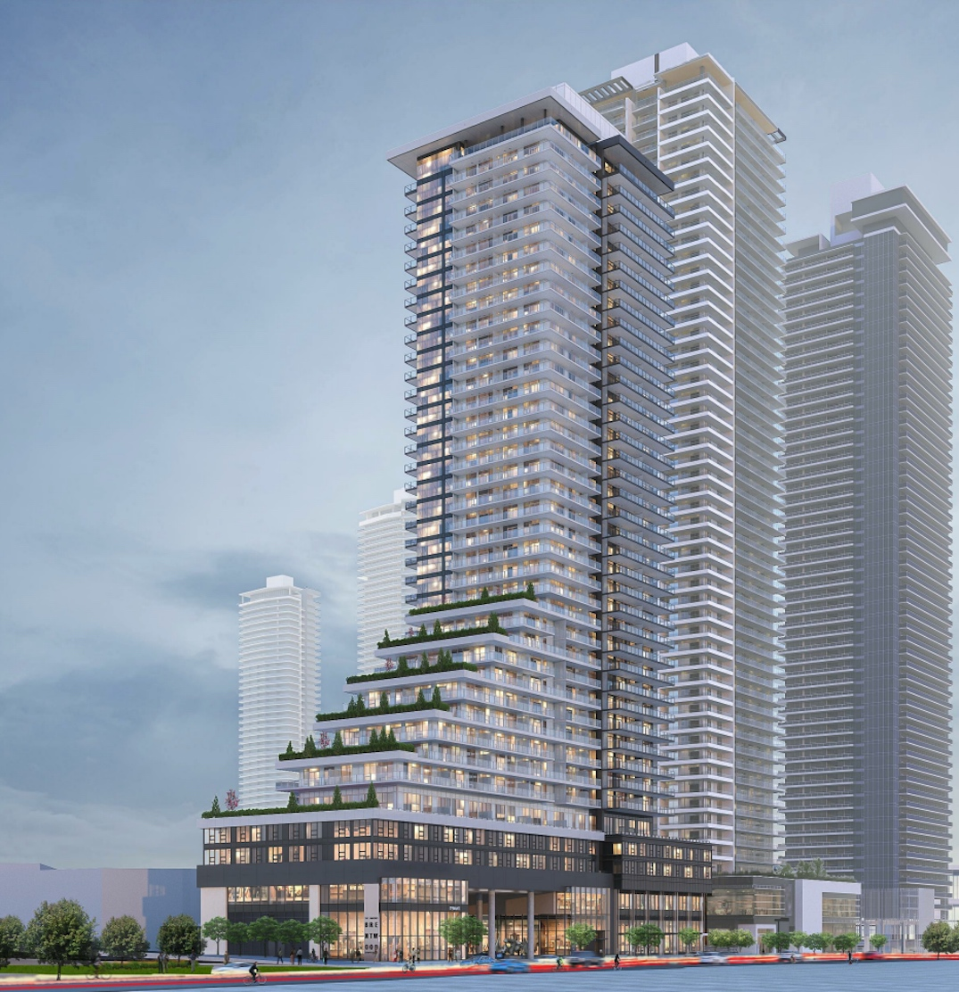 the amazing brentwood phase two tower six