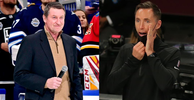Wayne Gretzky and Steve Nash team up to buy Las Vegas pro team