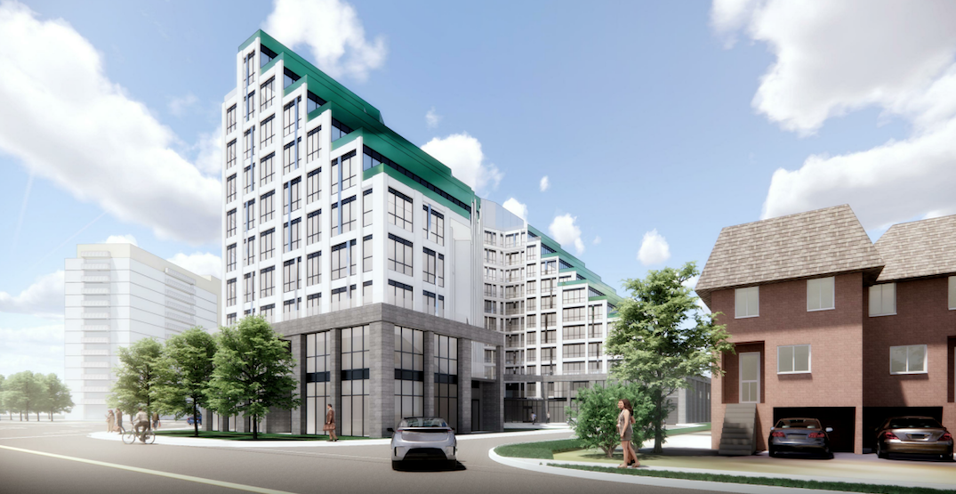 Planned townhomes near Scarborough Bluffs scrapped for 11-storey condo