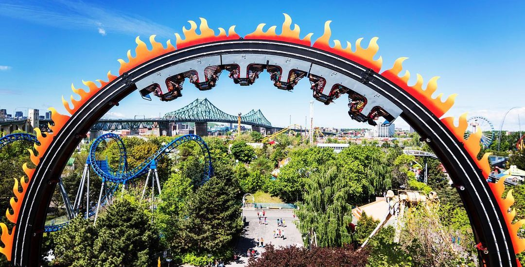 La Ronde is now open every day until the end of August