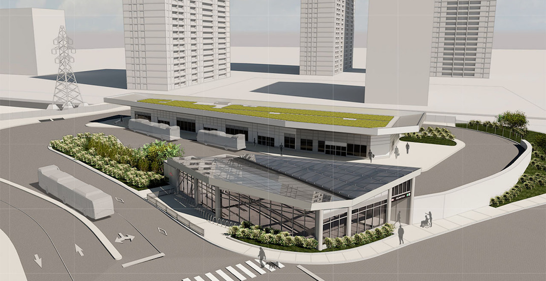 Here's what the new TTC bus terminal may look like (RENDERINGS)