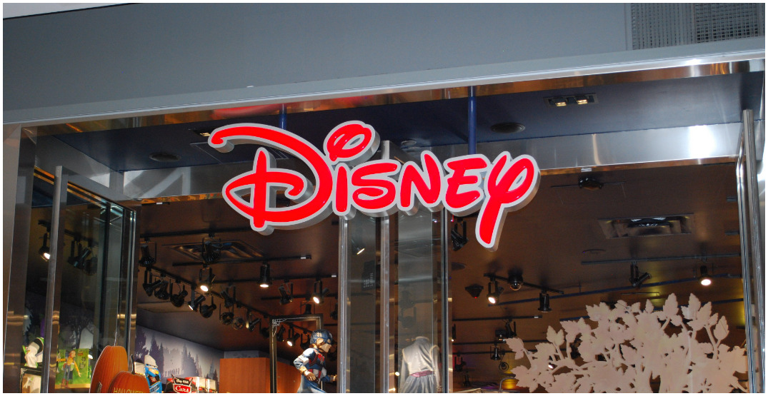 Disney will be closing all of their retail stores in BC by next month