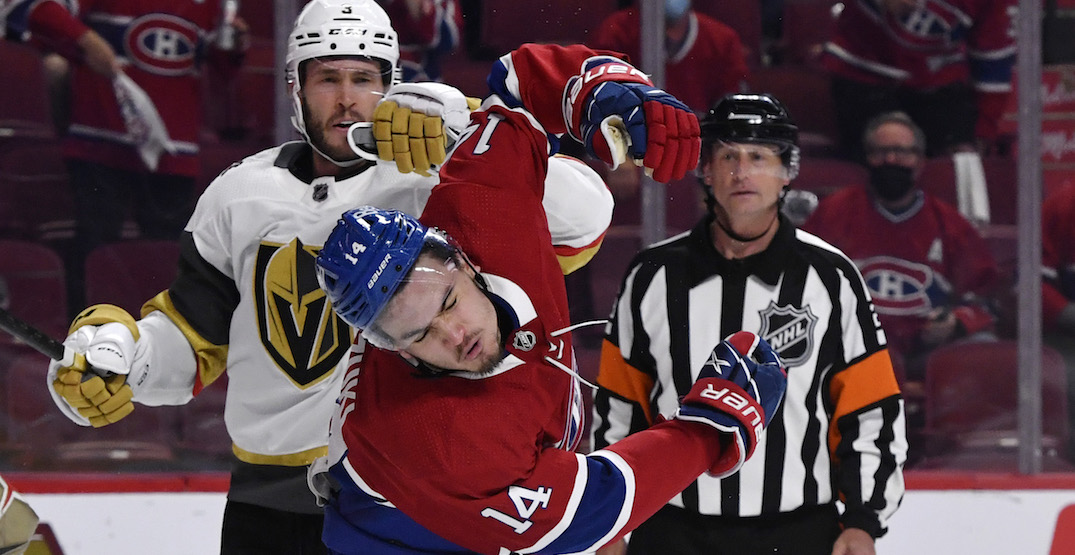 Wife of Canadiens' Petry says referees should have to answer questions too