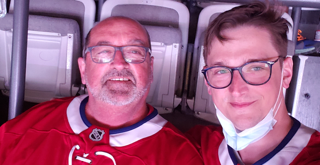 Father's Day at Canadiens playoff game a special one for Montreal nurse