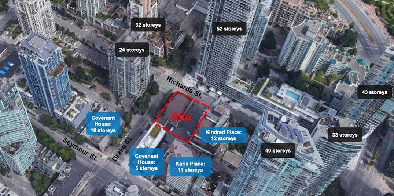 508 Drake Street 1317 Richards Street Vancouver