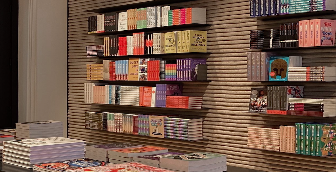 Aesop Toronto offering free books to celebrate LGBTQIA+ authors during Pride Month