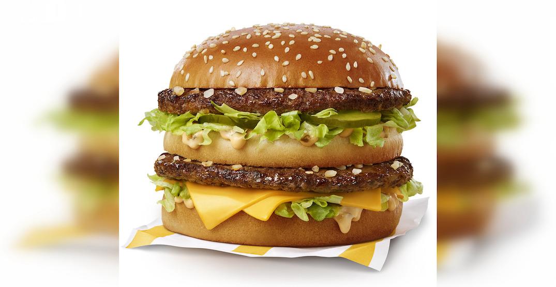 McDonald's Canada has created their biggest burger yet