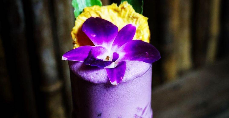 This new Toronto bar serves delicious boozy Ube drinks