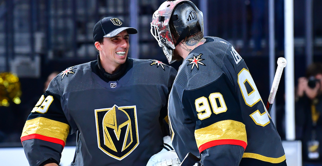 Fleury likely back in goal for pivotal playoff game against Canadiens tonight