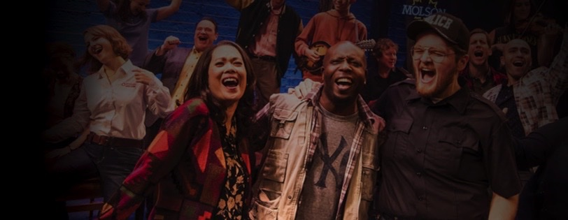 Calgary Come From Away