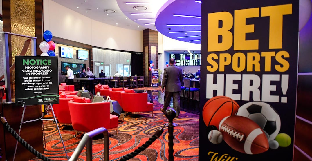 Single-game sports betting is now legal in Canada