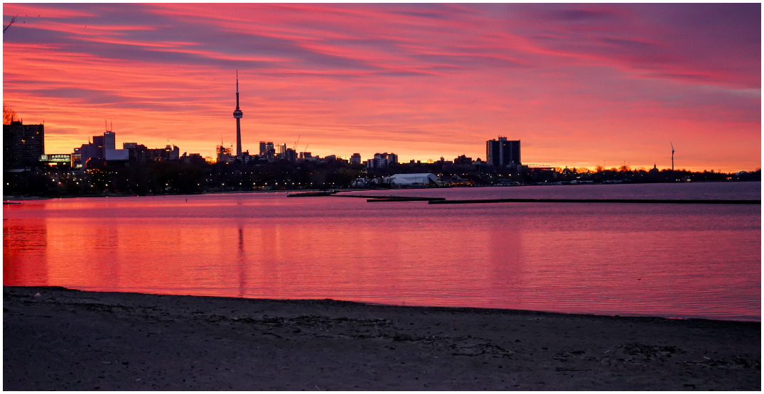 Bundle up: It's going to be a chilly 8°C in Toronto tonight