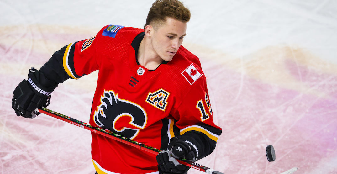 """Former NHL player says Flames' Tkachuk """"wants out of Calgary"""""""
