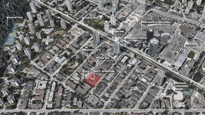 6615 Telford Avenue Burnaby