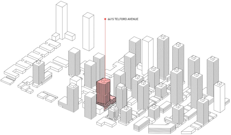 6615 Telford Avenue Burnaby Metrotown skyline