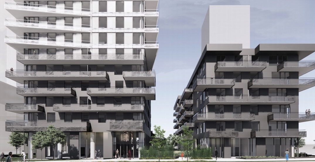 349 homes in 31-storey tower proposed near Metrotown Station