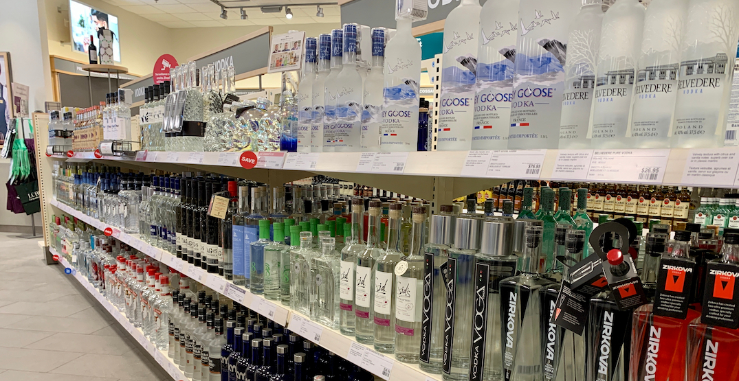 LCBO stops selling vodka brand allegedly named after infamous dictator