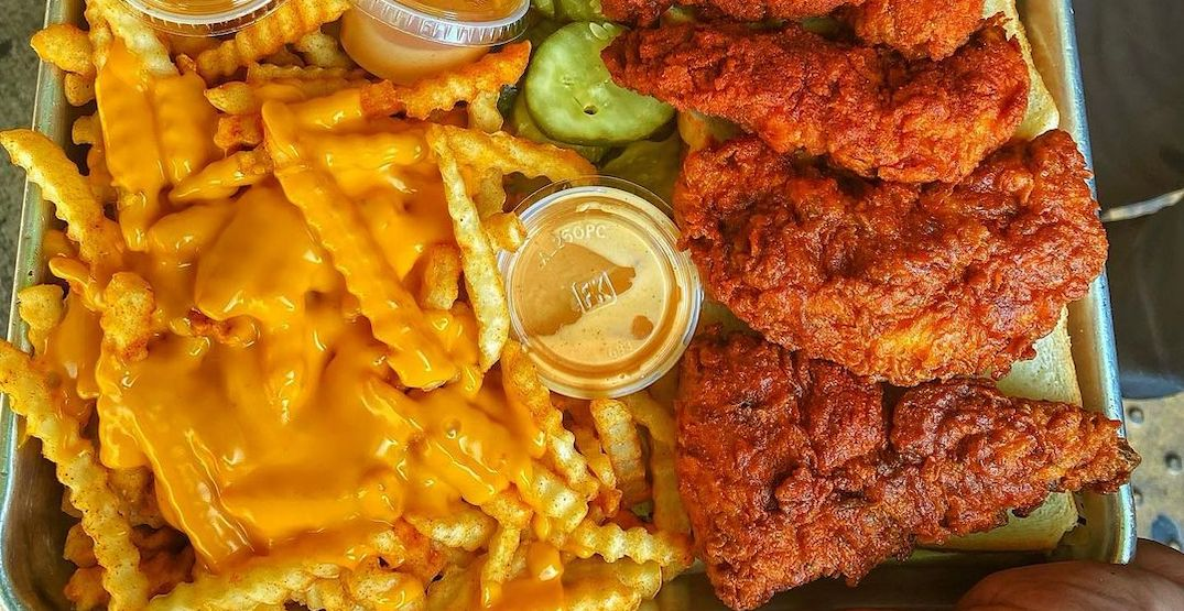 Dave's Hot Chicken to open second location in Toronto next week