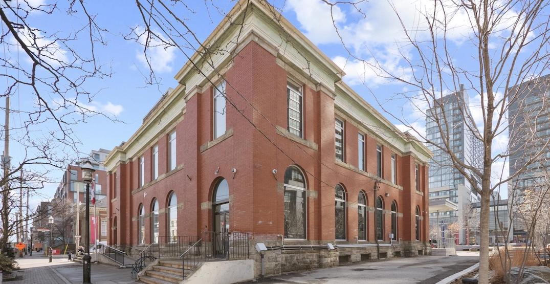 119-year-old Toronto post office for sale as mid-rise condo opportunity