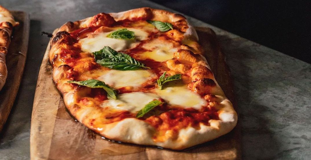 Toronto is getting a new stone-fired pizza garden
