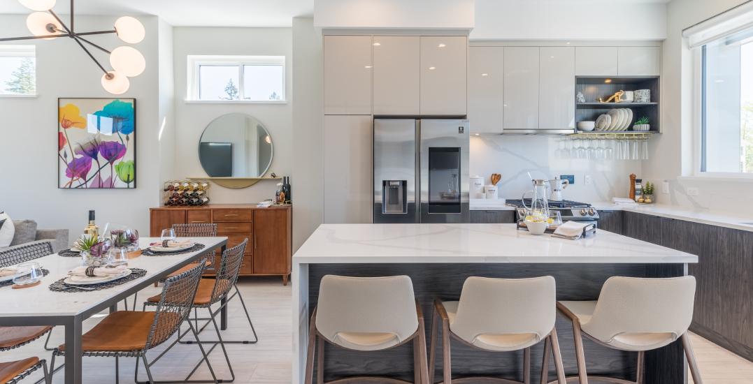 Peek inside new Scandinavian-inspired South Surrey townhomes in low $900Ks (PHOTOS)