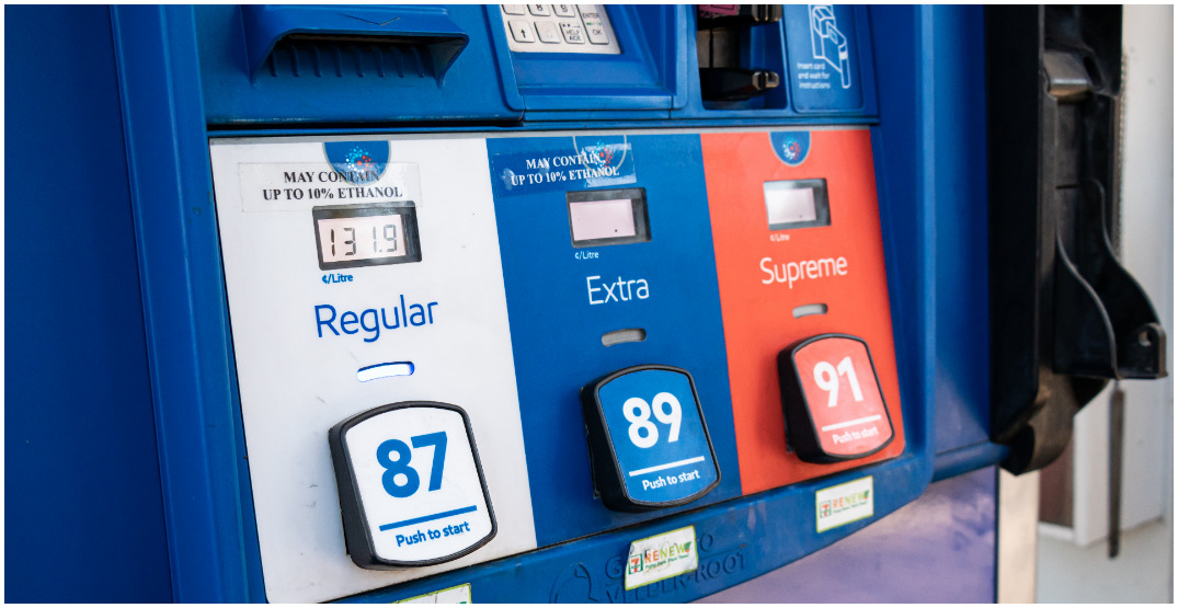 Montrealers are paying a lot more for gas than they have in years