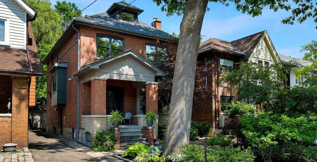 In just one day this Toronto house sold for $661,00 over asking