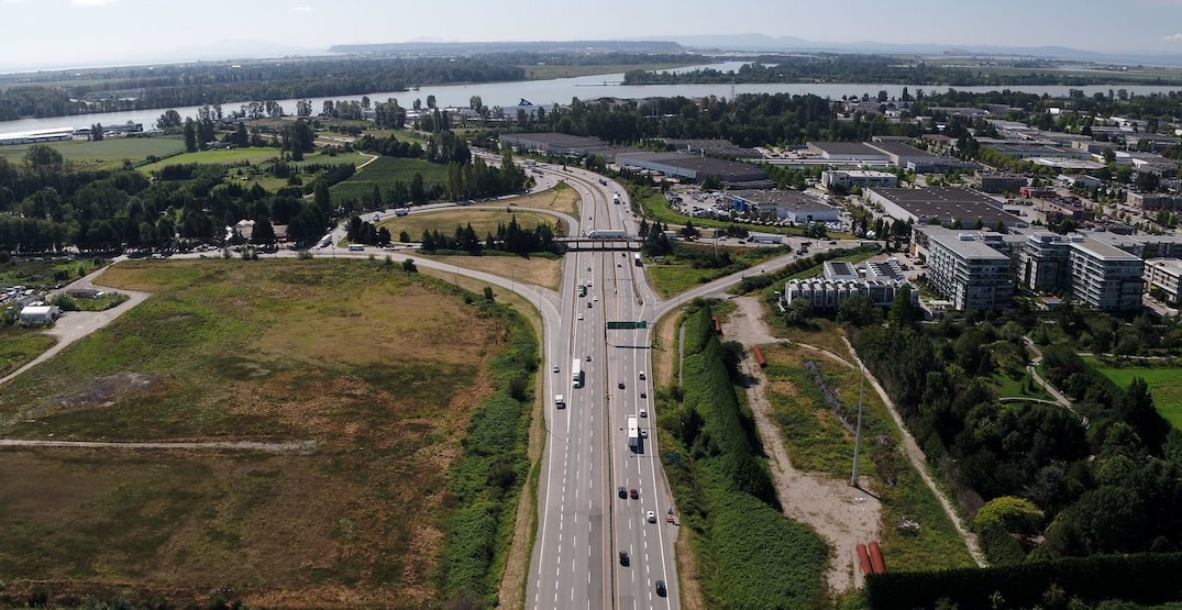 Construction begins on major Highway 99 upgrades in Richmond and Delta this year